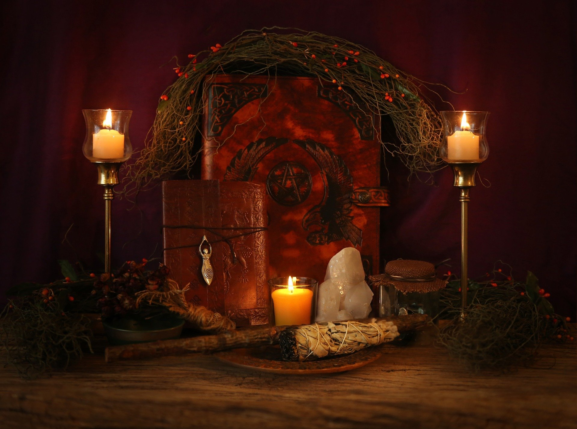 How To Set Up Your First Witch Altar
