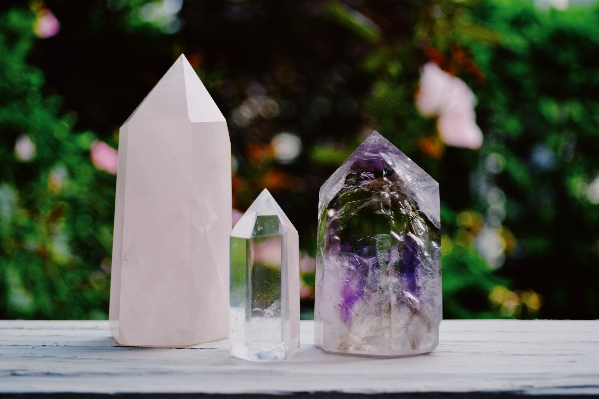 Wicca Stones and Crystals