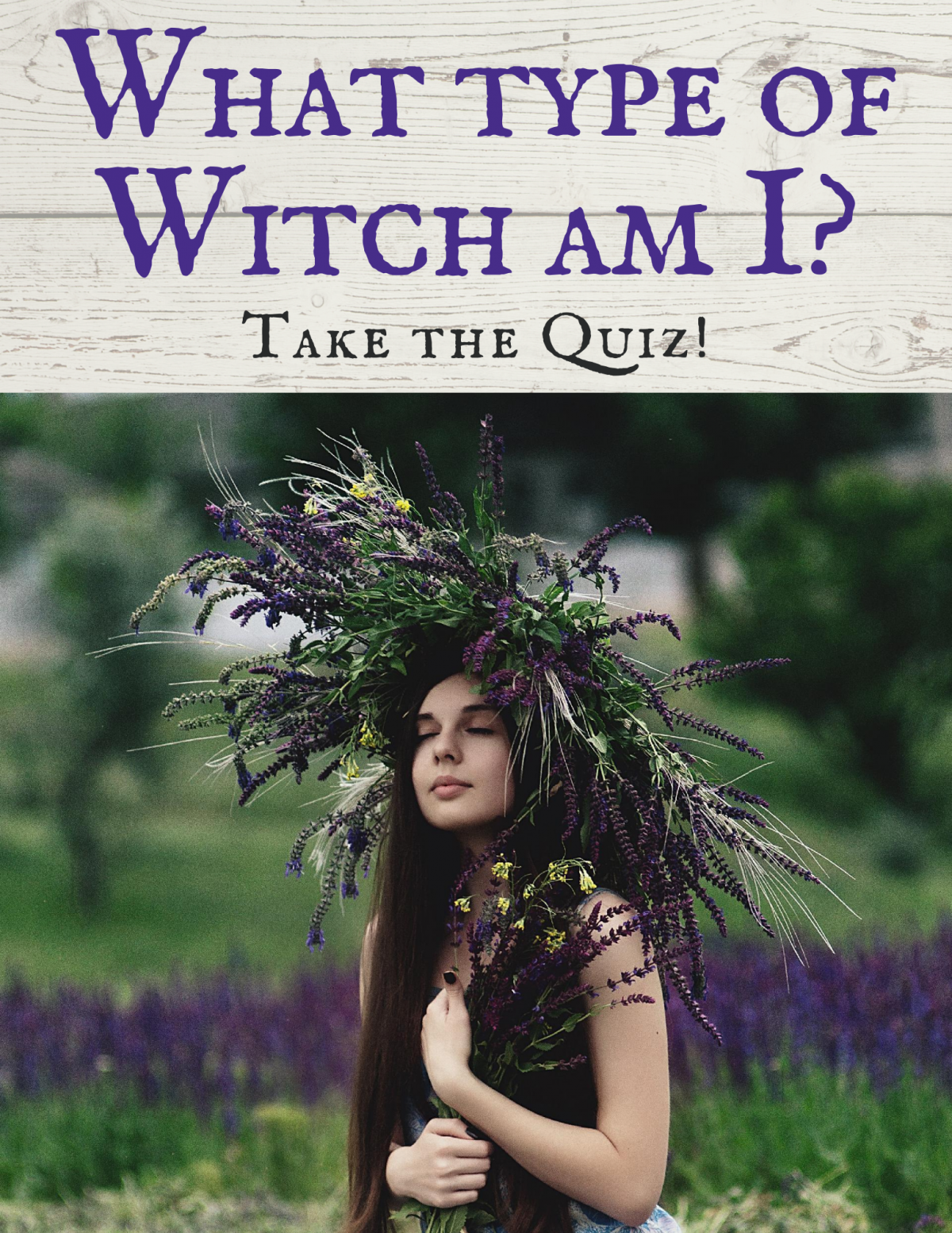 What Type of Witch Am I Quiz