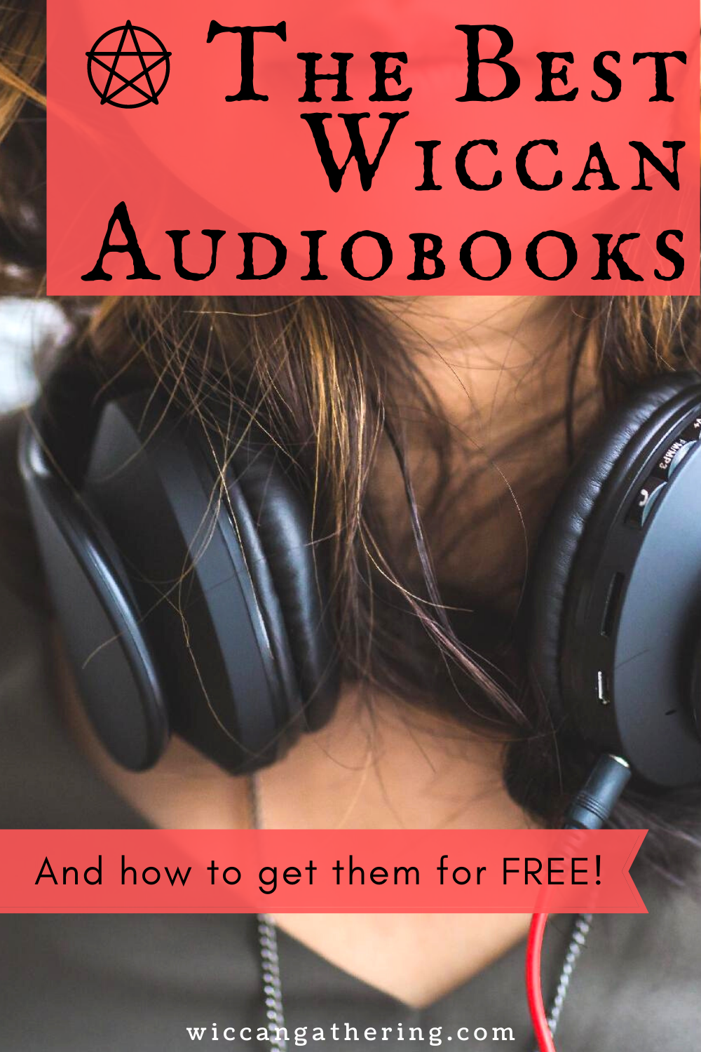 best wiccan audiobooks headphones