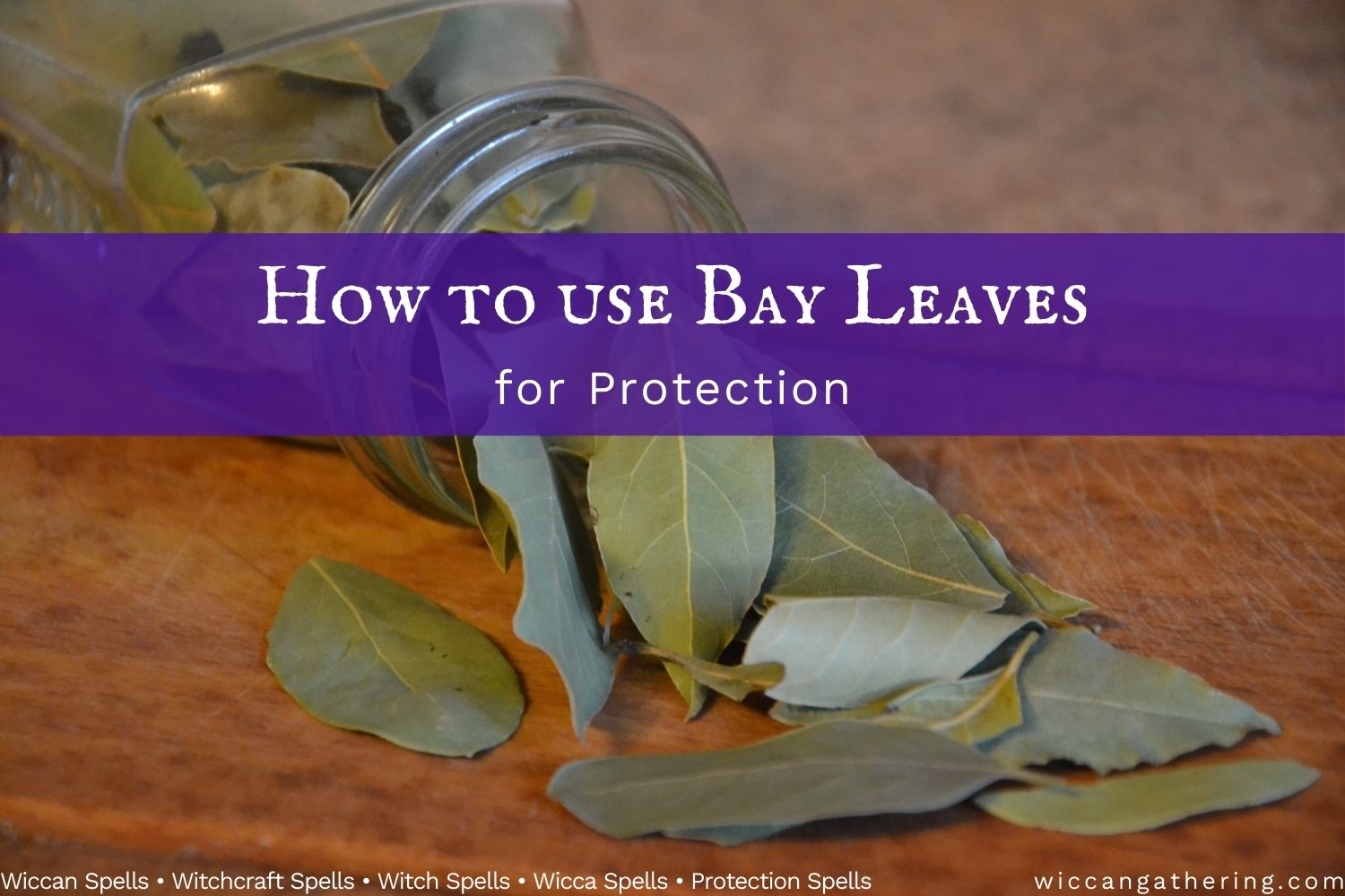 How To Use Bay Leaves For Protection